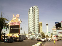 Sky Tower high rise condominiums in Las Vegas.