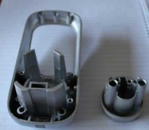 Cylinder Assembly removed Lockwood Digital Deadlock