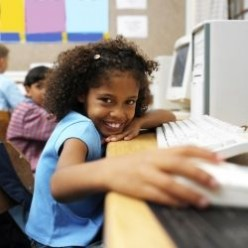 Computer education for kids.