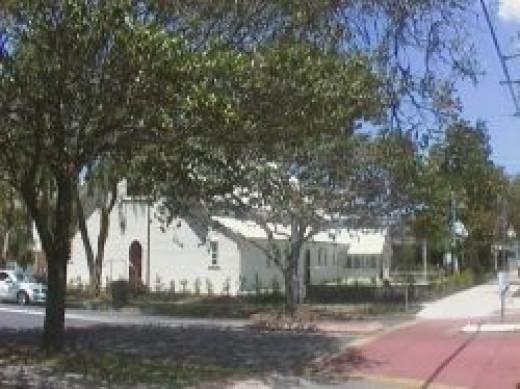 John The Baptist Church Bulimba