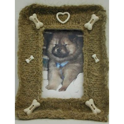 PET-ABLE PICTURE FRAME made from your Pet Fur - From VIP Fibers