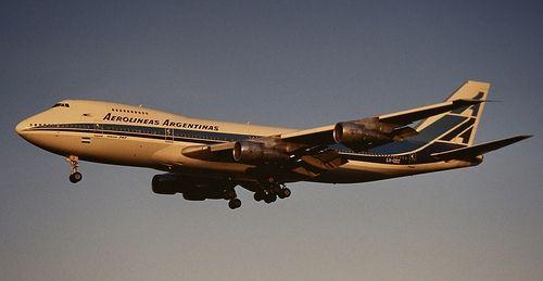 Aerolineas Argentinas Safest airline