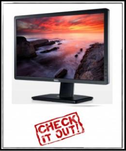 23 inch thin bezel monitor