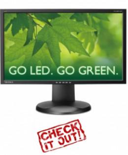 27inch thin bezel led backlit monitor