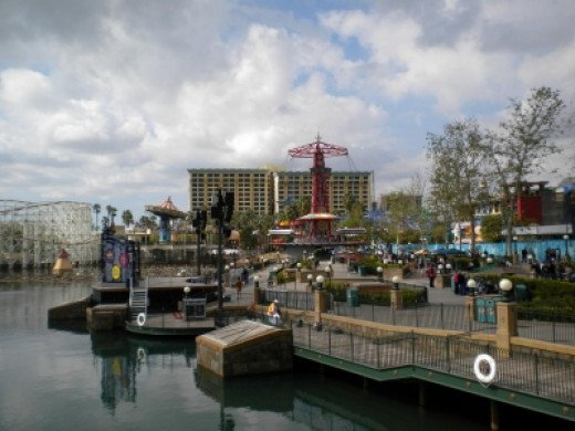 Another View from Disney's California Adventure