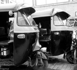 Auto Rickshaw  Tuk Tuk