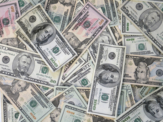 Ahhhh, The Smell Of Money!