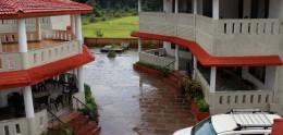 Resort at Kanha