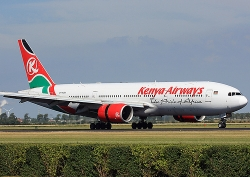 Kenya Airways, most dangerous Airline