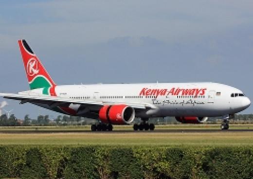 Kenya Airways, most dangerous Airline