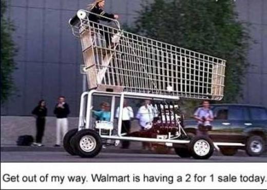Serious Shopper