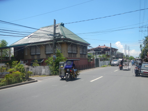 Town Proper of Pila, Laguna