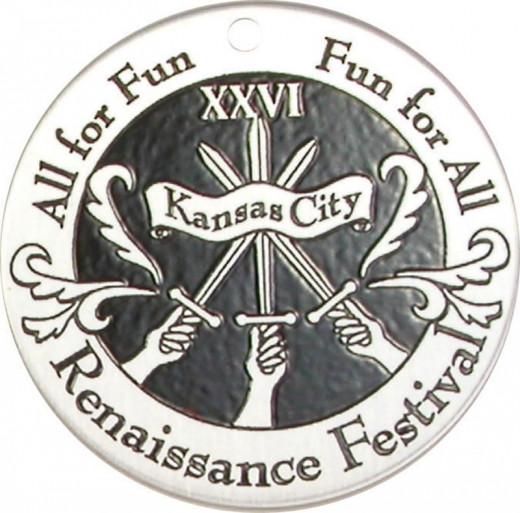 Decorative Trim Plate Badge