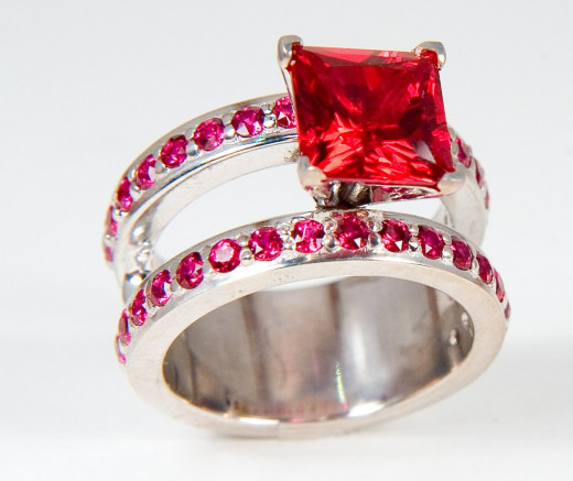 Beautiful, sustainable jewelry you can feel good about purchasing, gifting and wearing ruby rings