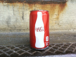 How many swallows of drink do you think that you can get out of a 7 1/2 ounce can of Coca-Cola?