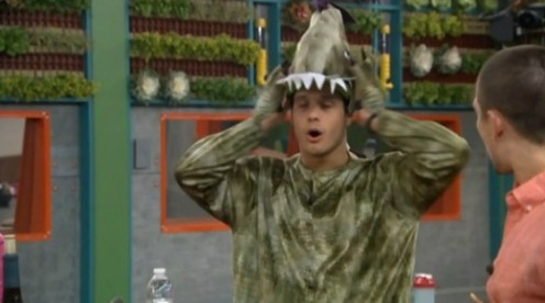 Big Brother's Cody the Dinosaur