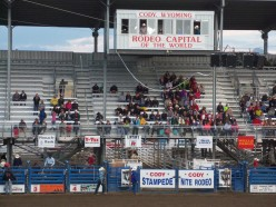 Rodeos in Cody Wyoming