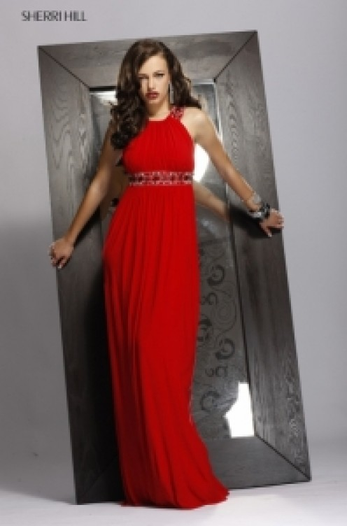 3. Serendipity Prom Sherri Hill prom dress 2061. $350. photo credit, serendipityprom.com