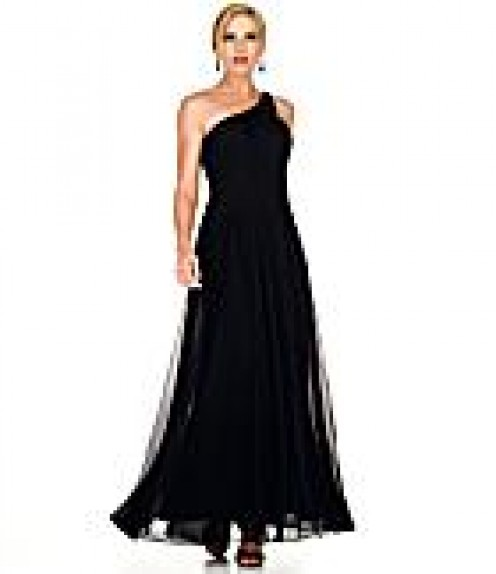 9. Alex Evenings One Shoulder Gown. $140. Available at Dillard's. photo credit, Dillard's