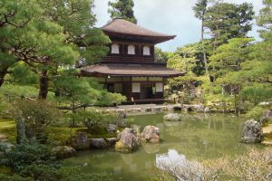 Kyoto Ginkakuji.  Photo credit: http://www.sxc.hu/profile/soramameku