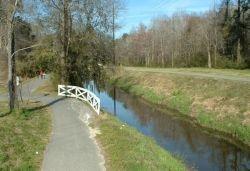 Sawmill Branch Trail -  photo: SCGreatOutdoors