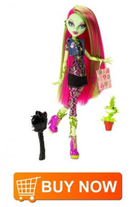 Monster High Venus McFlytrap Doll