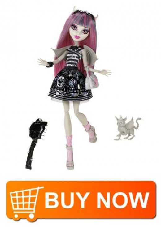 Monster High Rochelle Goyle Doll
