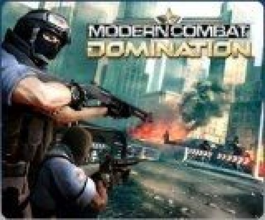 Modern Combat - PS3 Move Shooter