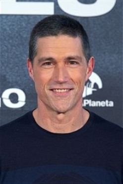 Matthew Fox Workout Routine