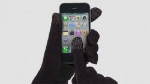 Isotoner SmarTouch Gloves cheap