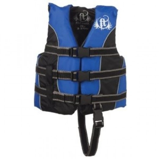 Childs Water Vest for Paddleboat