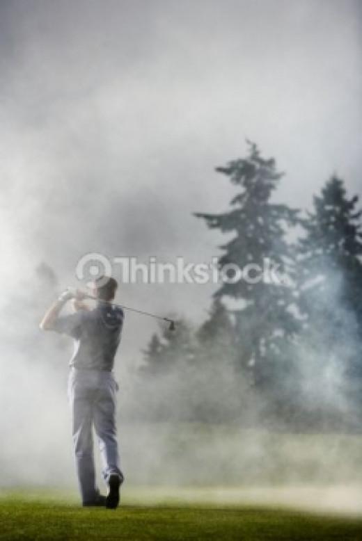 Nike Slingshot 4D Iron Set - Misty Morning