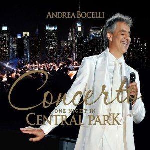 Andrea Bocelli in Concert at Central Park