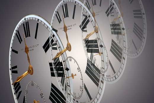 Time - Clock - Give of Your Time