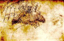Dante's Hell - Botticelli