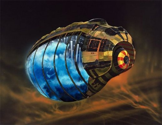 Jodorowsky Dune Space Ship