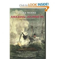 Jules Verne - amazing sci-fi stories