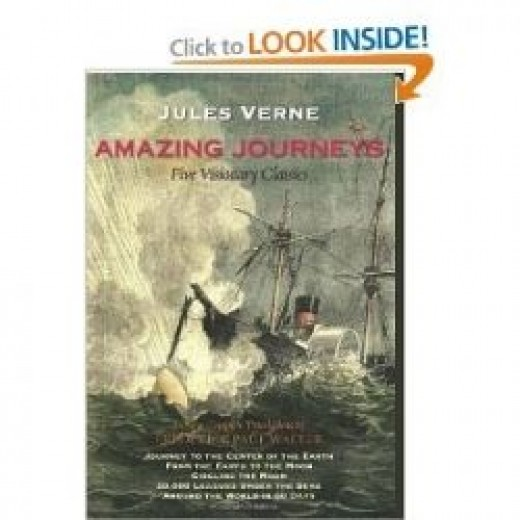Jules Verne - amazing sci-fi stories