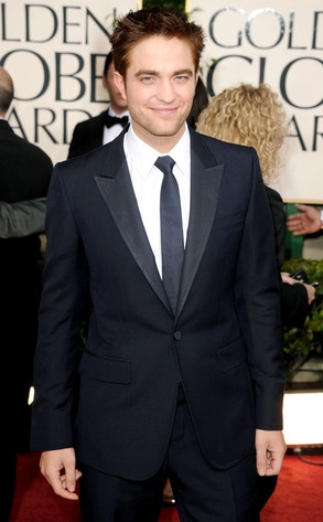 Robert Pattinson Redhead