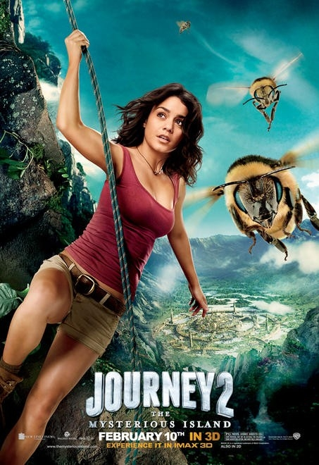 Journey 2 Vanessa Hudgens