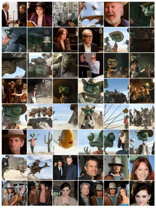 Rango Photo Gallery