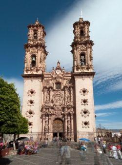 Taxco - Santa Prisca Church