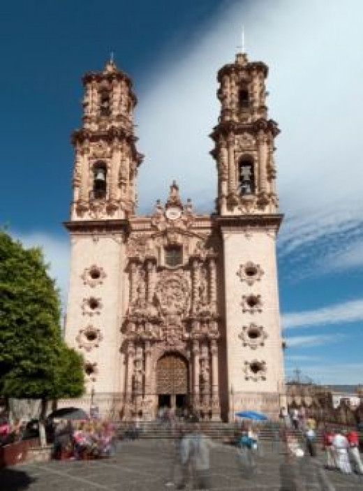 Taxco - Santa Prisca Church
