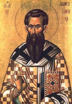 Greek Orthodox Traditions, St Basil