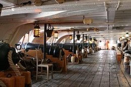 HMS Victory by pasujoba