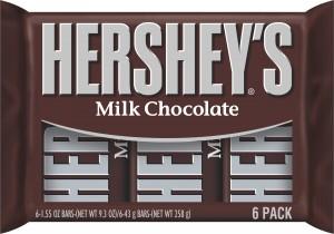 Heres a chocolate bar