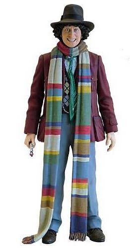 The Fourth Doctor - Tom Baker 1974-1981