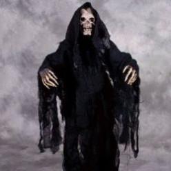 Grim Reaper Costume For Halloween