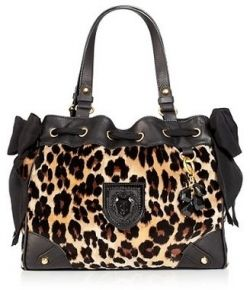 Leopard Daydreamer Animal Print Bag