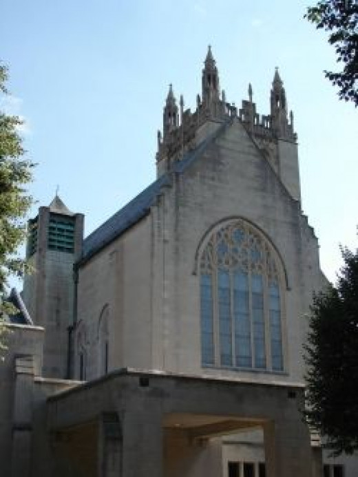 House of Hope Presbyterian Church in St. Paul, MN.